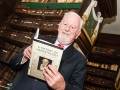 Pictured at the launch of A History of Haematology by Prof Shaun McCann in Marsh's Library, Dublin, was Author, Prof Shaun McCann.   Picture: Brendan Lyon/ImageBureau