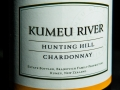 Kumeu River Huntilng Hill Chardonnay, New Zealand, Wine bottle photographed in studio with Fresnel Lighting. Pic: Brendan Lyon.